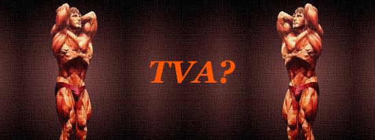 Тренирате ли TVA?