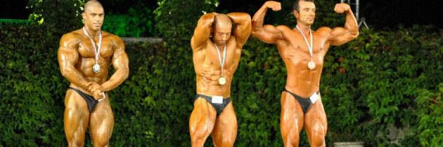 Бронзов медал в категория до 85 кг на Националния шампионат