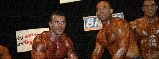 """С повече мускули в категория до 95 кг на Турнир """"БИО ФИТ"""""""