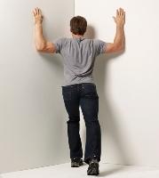 Стречинг на стена
