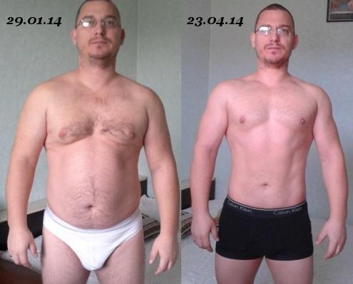 Димитър Трифонов - преди и след