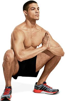 Йога клек - маласана