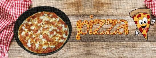 Macro-Friendly пица