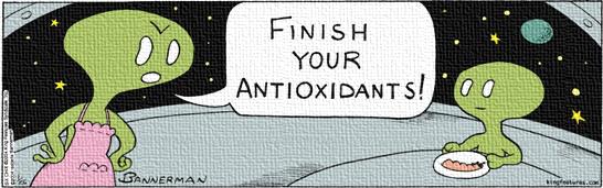 Изяж си антиоксидантите!